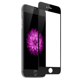 Фото - BLUEO 3D Nano PET Edge Tempered Glass Film HD iPhone 6/6s Black