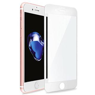 Фото - BLUEO 3D Nano PET Edge Tempered Glass Film HD iPhone 7 White