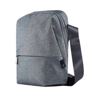 Фото - XIAOMI RunMi 90GOFUN of urban simple Messenger bag Dark grey