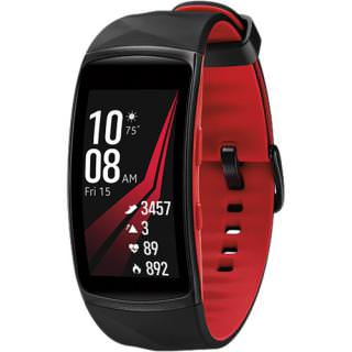 Фото - Samsung SM-R365 Gear Fit2 Pro Large Black/Red (Refurbished)