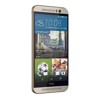 Фото - HTC One M9 (Refurbished) Gold on Silver