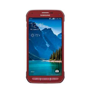 Samsung Galaxy S5 Active (Refurbished) Ruby Red