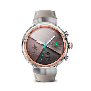 Фото - ASUS ZenWatch 3WI503Q 1.39 Silver/Beige (Refurbished by ASUS) OEM