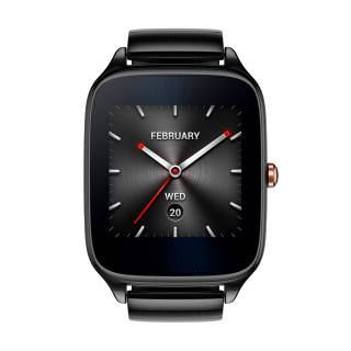 Фото - ASUS ZenWatch 2 1.63 Gunmetal Case/Gray Metal WI501Q-GM-GRQ-BB (Refurbished by ASUS) OEM