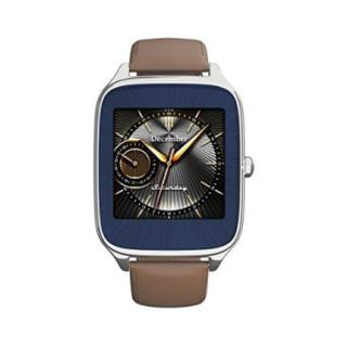 Фото - ASUS ZenWatch 2 1.63 Silver case/Khaki band WI501Q-SL-CAQ-BB (Refurbished by Asus) OEM