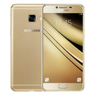 Samsung C5000 Galaxy C5 32GB 4G Dual Sim Gold (English Box)