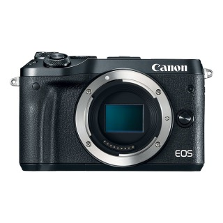 Фото - Canon EOS M6 Body Black (US)