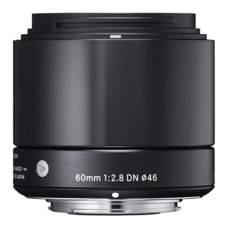 Фото - Sigma 60mm F2.8 DN A (M3/4) Black (US)