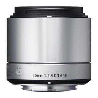 Sigma 60mm F2.8 DN A (E-mount) Silver (US)