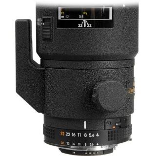 Nikon AF Micro-Nikkor 200mm f/4D IF-ED (US)