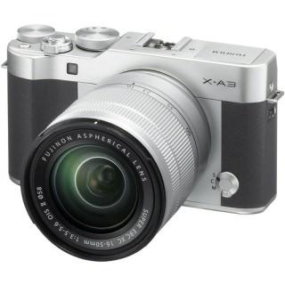 Fujifilm X-A3 Kit (16-50) Silver (US)