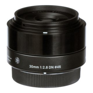 Sigma 30mm F2.8 DN A (M3/4) Black (US)