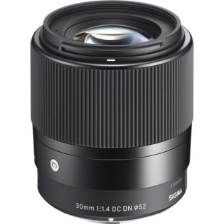 Фото - Sigma 30mm F1.4 DC DN - C For Sony E (US)