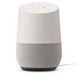 Фото - Google Home White Slate (Refurbished)