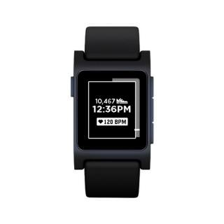 Фото - Pebble 2 + Heart rate (1002-00063) Black (OpenBox)