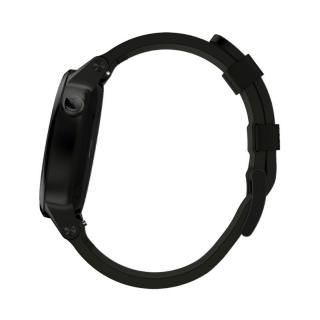 Motorola Moto 360 2nd Gen. Smartwatch 42mm Steel - Black Leather (Refurbished)
