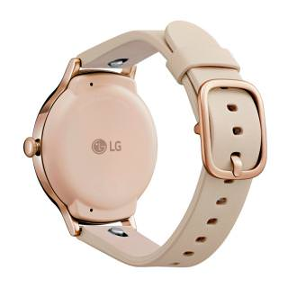 LG W270 Watch Style Smartwatch Rose Gold (Refurbished)