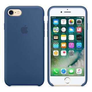 Apple Silicone case 0.3mm Dark Blue