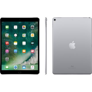 Фото - Apple iPad Pro 10.5in 512GB 4G LTE Space Gray