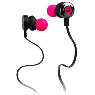 Фото - Monster Clarity HD High Definition In-Ear Neon Pink