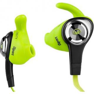 Фото - Monster iSport Intensity Black/Green (Open Box)