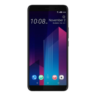 Фото - HTC U11 plus 6/128GB Ceramic Black
