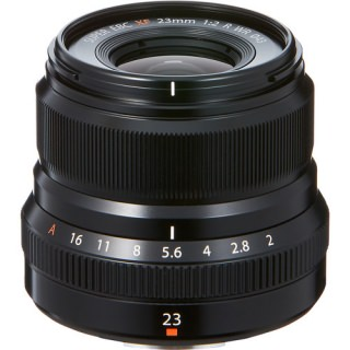 Фото - FUJINON XF 23mm f/2.0 R WR Black (US)