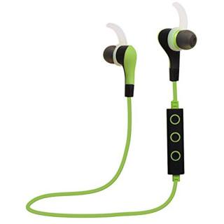 Фото - BASEUS B16 Comma Bluetooth Silver/Green