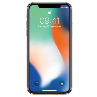 Фото - Apple iPhone X 64GB Silver (MQAD2)