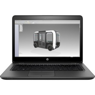 Фото - HP ZBook 14u G4 (2LV77UT-ABA) US