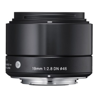 Фото - Sigma 19mm F2.8 DN A (E-mount) Black (US)