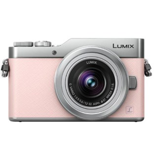 Фото - Panasonic Lumix DMC-GF9K Kit (12-32) Pink US