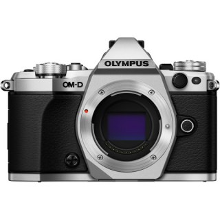 Фото - Olympus OM-D E-M5 Mark II Body Silver (US)