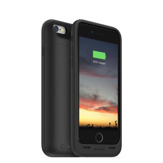 Фото - Mophie Juice Pack Air Black Charging Case - iPhone 6 /6s (2750mAh)
