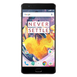 Фото - One Plus 3T A3000 128GB (Gunmetal)