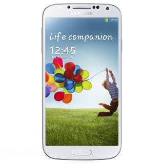 Фото - Samsung  Galaxy S4 16GB White Frost С