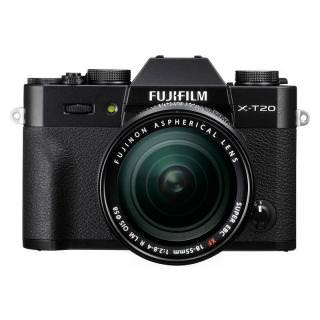 Фото - Fujifilm X-T20 Kit (18-55) Black