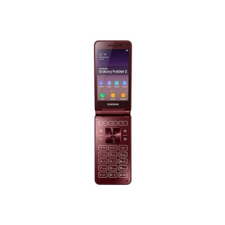 Фото - Samsung Folder 2 G1650 Red