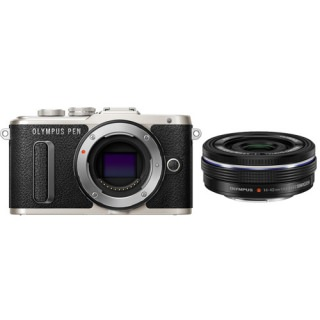 Фото - Olympus PEN E-PL8 Kit (14-42 EZ) Black