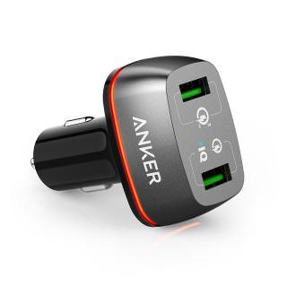 Фото - ANKER Powerdrive+ 2 Quick Charge 3.0 Car Charger