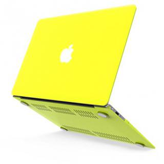 Фото - IBENZER Hard Case Cover for Macbook Pro 13 Lime