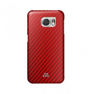 Фото - EVUTEC Karbon S Lorica Case Galaxy S6 Red