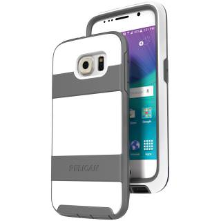 Фото - PELICAN Voyager Extreme Protection case/holster Galaxy S6 White
