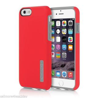 Фото - Incipio DualPro for iPhone 6 Red/Grey