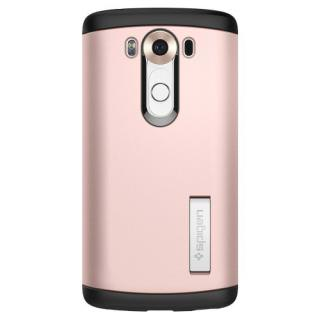 Фото - SPIGEN Dual Layer Protective Case for LG V10 Rose Gold US