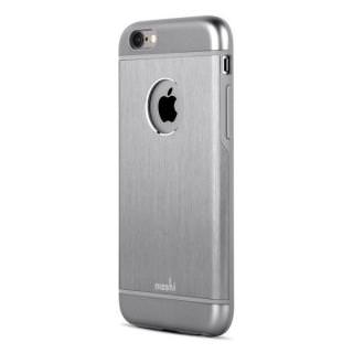 Фото - Moshi iGlaze Armour Gunmetal grey Metallic Case for Apple iPhone 6