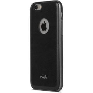 Фото - MOSHI IGLAZE Napa Vegan Leather Case для iPhone 6 /6s Black