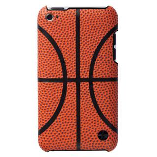 Фото - TREXTA SPORTS Series Snap-On Leather Basketball Case for iPod touch 4G