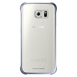 Фото - Samsung Protective Cover for Samsung Galaxy S6 Edge - Clear Black Sapphire