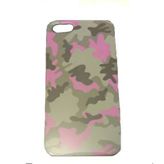 Фото - BYTECH Compatible Hardshell Iphone 5/5s Camouflage/Pink Pattern